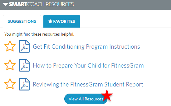 smartcoach tile student