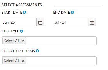 SelectAssessmentsStatisticsFilter